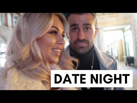 DATE NIGHT VLOG | Lucy Jessica Carter