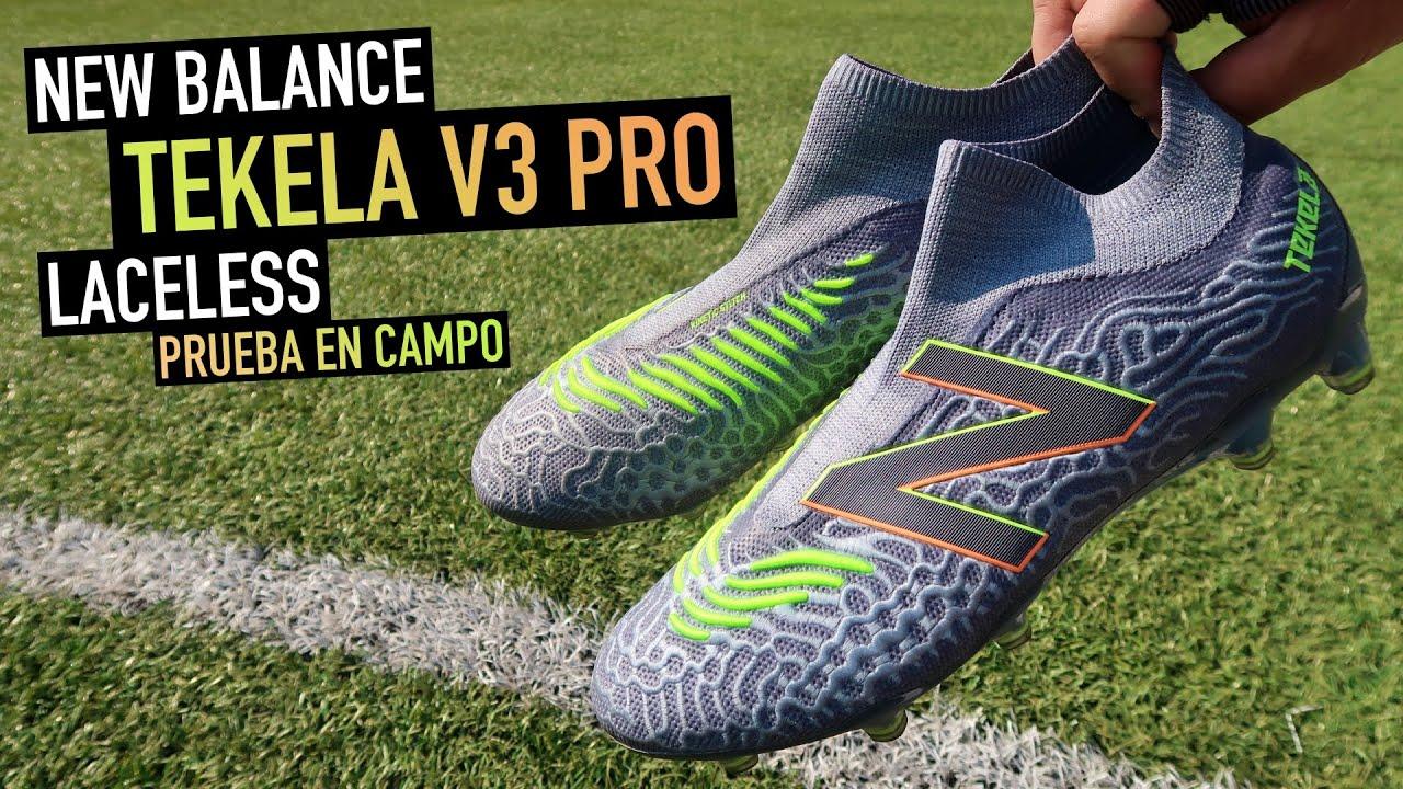 NEW BALANCE TEKELA V3 PRO LACELESS   PRUEBA EN CAMPO