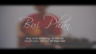 VMA (Việt Mỹ Acoustic) BỤI PHẤN - Guitar Solo Hồ Khoa Toàn