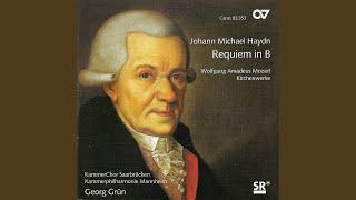 """Requiem in B-Flat Major, """"Op. Ultimum"""": Agnus Dei et Communio: Lux aeterna (Soprano, Chorus)"""