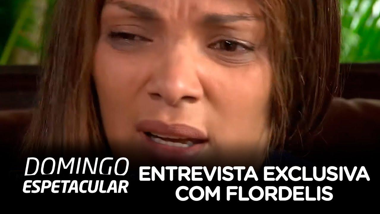 Download Veja a entrevista exclusiva da deputada Flordelis ao Domingo Espetacular