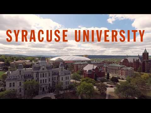 Syracuse University Campus Tour