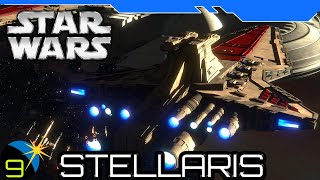 The Case for War! - Stellaris Star Wars Mod - The Galactic Republic  -Ep 9