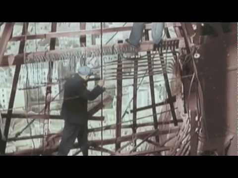 PARIS 1900 1925 la belle époque film en couleur rare version longue
