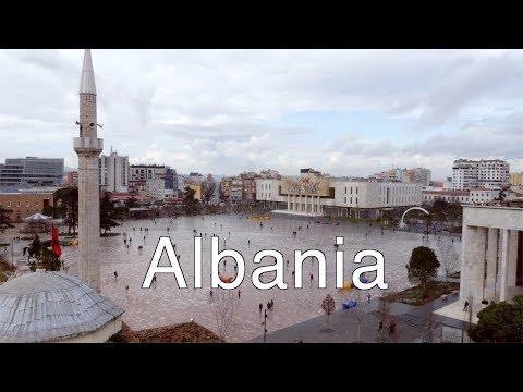 Albania in Winter. Tirana, Berat, Krujë, Ochrid Lake, St. Naum (FYROM/Macedonia), Durrës.