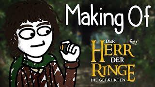 Making Of: Der Herr der Ringe die Gefährten Teil 1 in 404 Sekunden