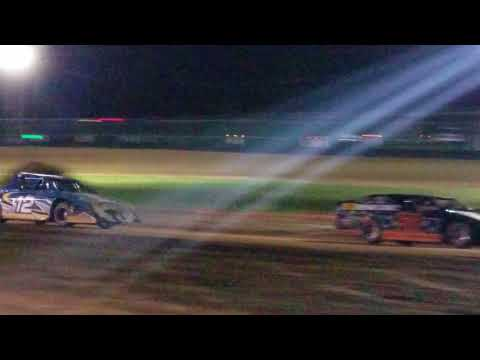 Jackson speedway outlaws feature 5/19/18