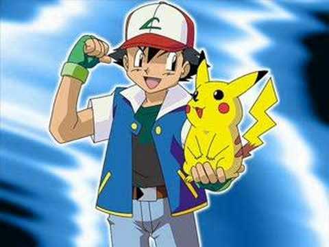 Pokemon Theme Song 1 German (FULL SONG)
