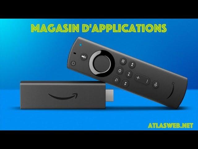 Téléchargez des applications Android pour votre Fire TV facilement.