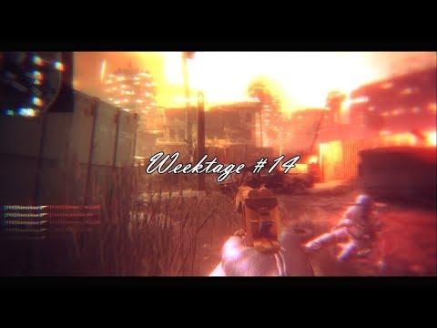 Weektage #14 Call of Duty Sniping Montage WW2, IW & MWR @Itz_Manickaa