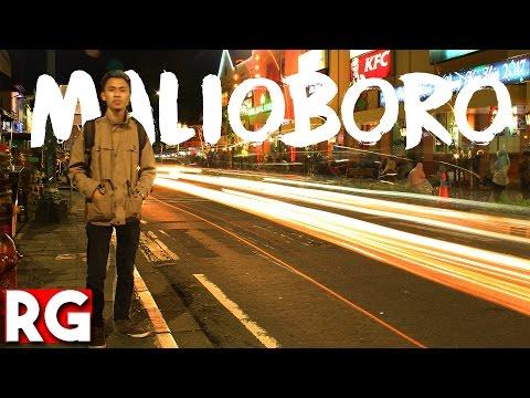 Wajah Baru Malioboro Yogyakarta 2017