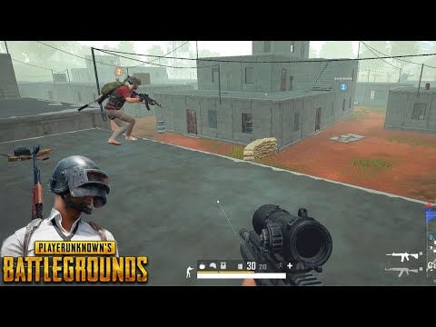 PlayerUnknown's Battlegrounds PC 2020 [PUBG PC] Gameplay. (1) [PC HD Graphics 1080p 30FPS]