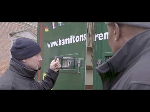 Hamiltons Removals - 'The Perfectly Orchestrated Move'