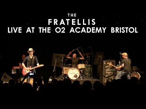 21 - The Fratellis - Chelsea Dagger - Live at o2 Academy Bristol