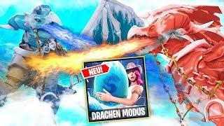 *NEU* DRACHEN vs DRACHEN Modus in Fortnite!