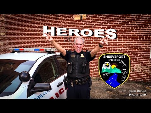Shreveport Police Department Lip Sync Tribute by Twin Blends Photography