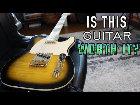 Is The Richie Kotzen Tele Worth It?