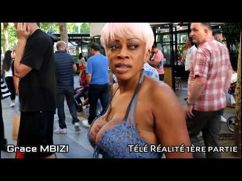 +18ANS TELE REALITE EPISODE1 GRACE MBIZI ACORRIGE BA TELE REALITE TOUT ASAMBWUSI ENCORE CELEO MAWA