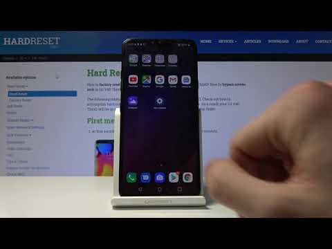 Секретные коды для телефона LG V40 ThinQ