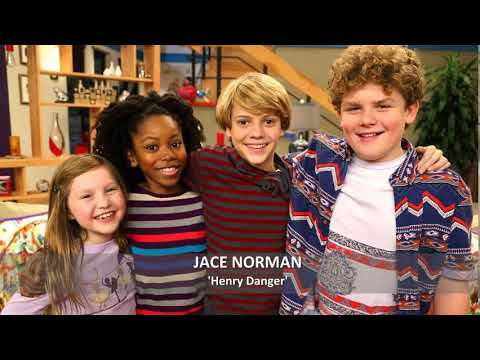 Henry Danger Young Cast First Interview Ever!