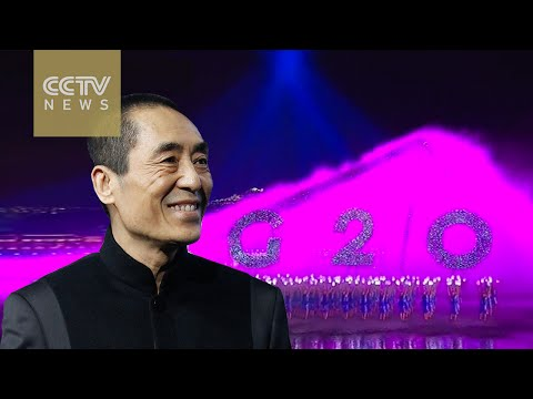 Exclusive  with Zhang Yimou, director of the G20 evening gala