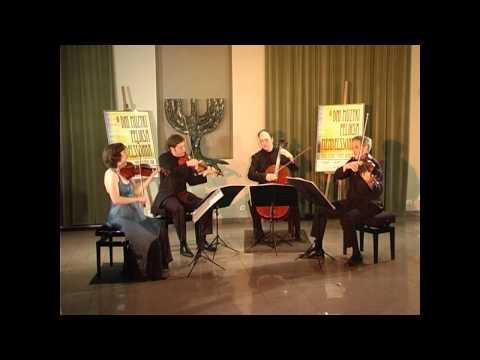 Felix Mendelssohn-Bartholdy - String Quartet No. 2 in A minor Op. 13