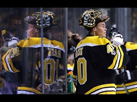 Bruce Cassidy on decision to pull Tuukka Rask in Game 5: 'I didn't think he had it tonight' (video)