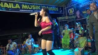 SAYANG 2 voc. Suci Carera - JAIPONG DANGDUT NAILA MUSIC Live Dukuhmaja 2018