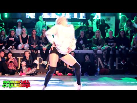Dancehall Queen Alevanille | Spice - Indicator | Dancehall Challenge 2016