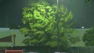 L'uragano Florence si abbatte sul North Carolina