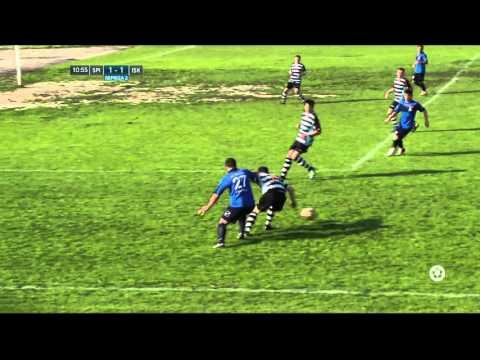 FC SPICUL - FC ISKRA, REPRIZA 2 // MOLDOVA SPORT TV // 15.04.2016