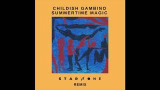 Childish Gambino - Summertime Magic (Star.One Remix)