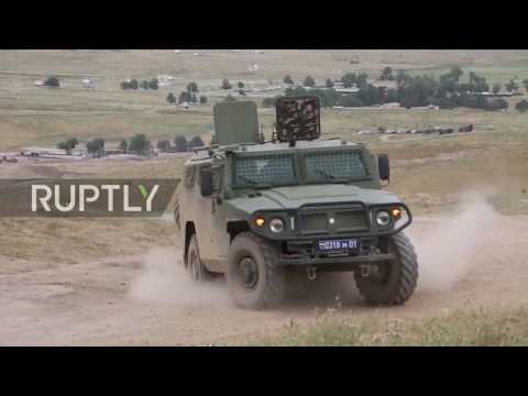Tajikistan: Iskander missile launched successfully in first ever test abroad