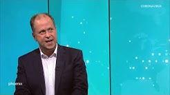 Dr. Joachim Stamp u.a. zu den steigenden Infektionszahlen im Kreis Coefeld