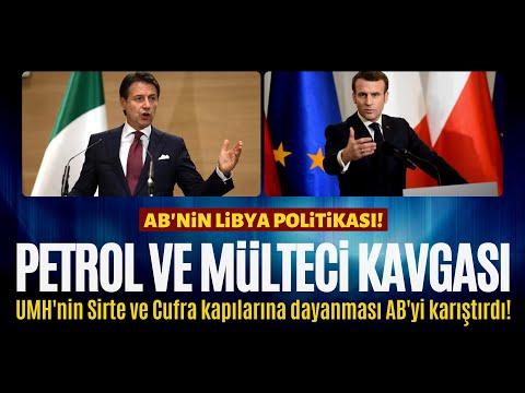 Libya'da Fransa İtalya Kavgası!.. Prof. Dr. Kemal İnat - MAKALE DİNLE