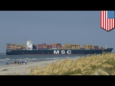Boat accident: vessels collide, ship grounded in Chesapeake amid bad weather
