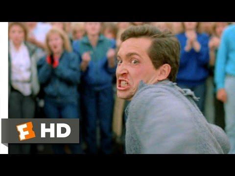 One Big Punch  Three O'Clock High 1010 Movie  1987 HD
