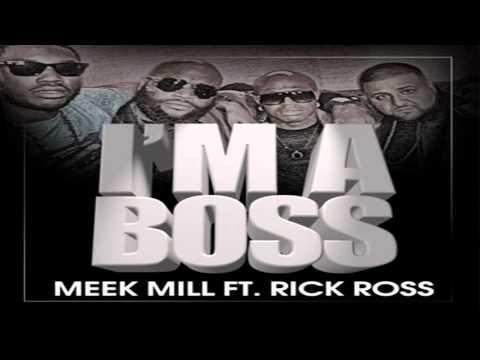 Meek Mill - I'm A Boss (Instrumental)
