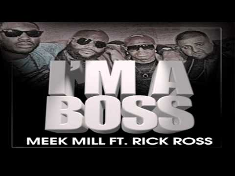 Meek Mill - I'm A Boss (Instrumental)