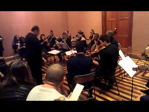 Orquestra de Cordas da Grota no Solar do Jambeiro