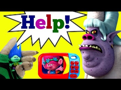 dreamworks trolls movie song and dance poppy branch saving the