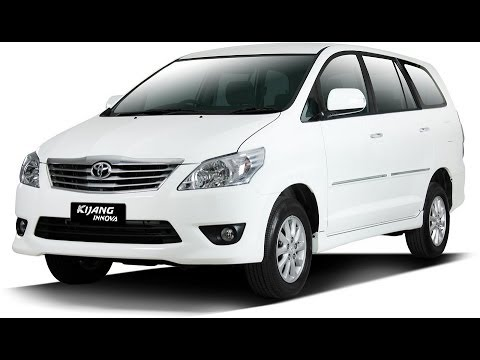 grand new kijang innova v 2014 interior agya trd toyota - youtube