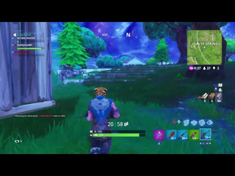 FORTNITE SQUAD LIVE LETS GET THE WIN😧