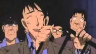 名探偵コナン 高木刑事&佐藤刑事のラブシーン集!!落ちあり thumbnail