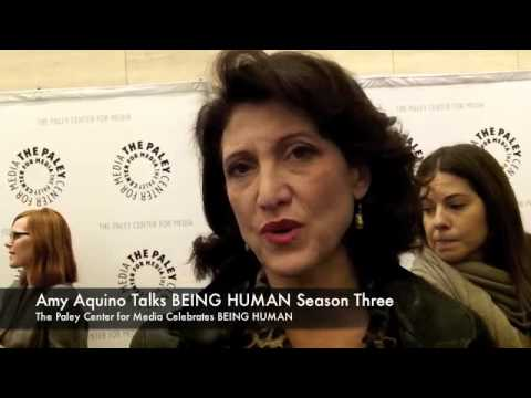 Amy Aquino Talks BEING HUMAN Season 3