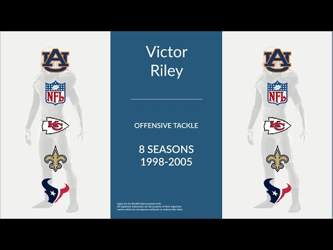 Victor Riley: Football Offensive Tackle
