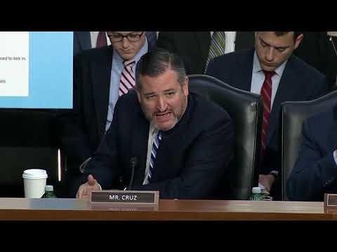 MUST WATCH: Ted Cruz GRILLS Boeing CEO Dennis Muilenburg