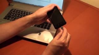 Прошивка Android телефона на примере ZTE(Показана прошивка телефона ZTE V889S (китайская версия) на русскоязычную MIUI. Эта инструкция подходит для многих..., 2013-11-09T13:28:25.000Z)
