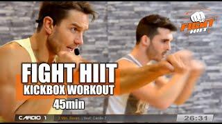 Cardio 1 | HIIT Box Workout