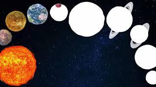 Мультик про космос   какие есть планеты  Развивающие мультфильмы для детей